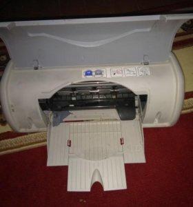 Принтер струйный, HP deskjet 3550