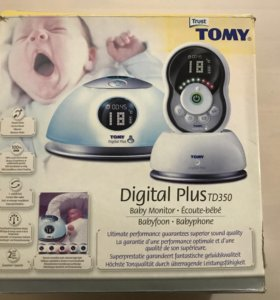Радио няня TONY Digital Plus TD 350