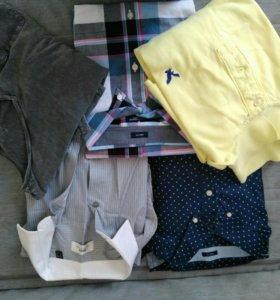 Мужские вещи пакетом ( XL)
