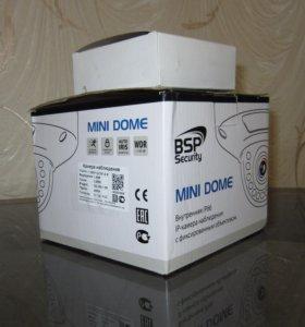 Купольная IP камера BSP 1.3MP-DOM-2.8