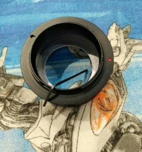 Переходник М42 на фотоаппарат Sony NEX