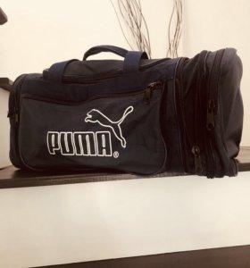 Спортивная дорожная сумка pUMA