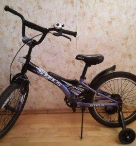 Велосипед stels 170pilot