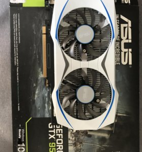 Asus GeForce GTX 950