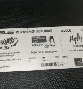 Ноутбук ASUSX555S