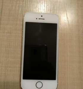 IPhone 5s gold 64gb