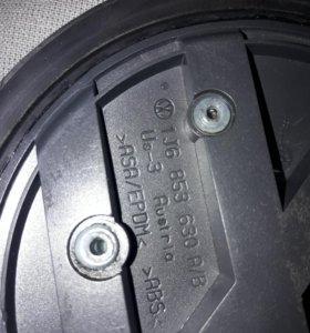 Эмблема VW