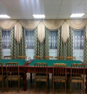 Шикарные шторы метражом