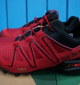 Новые кроссовки Salomon Speedcross р. 40-45
