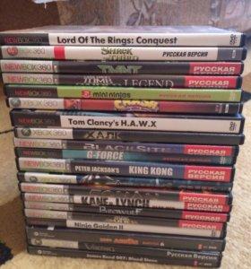 Игры для приставки Xbox 360