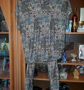 Летний костюм 56размер