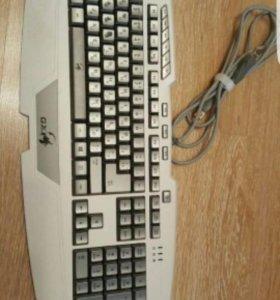 Игровая клавиатура без торга.