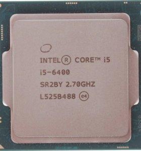 I5 6400 + Asus b150m-k