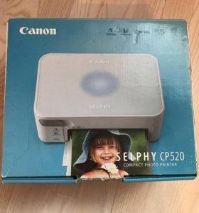 Canon selphy cp520 не работает