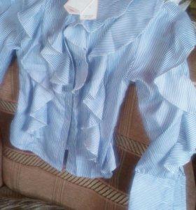 Блузка новая,48 размер