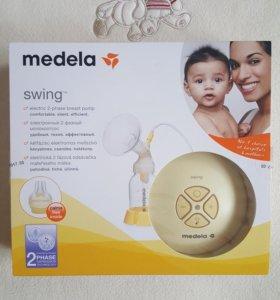 Молокоотсос электронный двухфазный Medela Swing