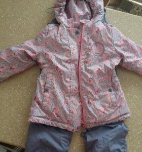 Качественный красивый костюмчик для доченьки
