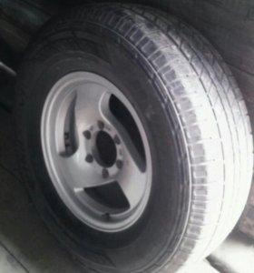 Колеса на Тойота Ленд Крузер Прадо