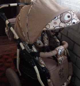 Детская коляска 2в1 Verdi Sonic