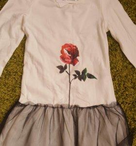 Новые платья на 5 лет