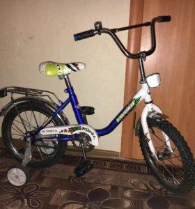 Велосипед Фаворит Салют 16