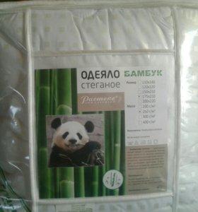 Одеяло бамбук 2х спальное