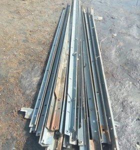 Уголок 50-2м,лист 40,25руб кг
