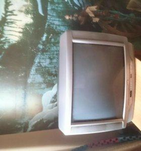 Телевизор кинескопный jvc 2555