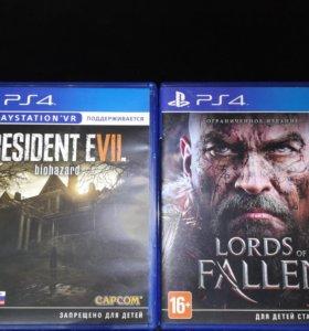 Игры PS3, PS4, PS Vita