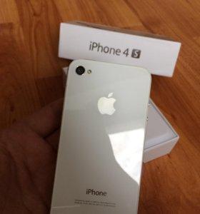 iPhone 4S на 16 GB White