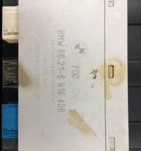 Блок парктроников для бмв е39,53