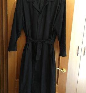 Итальянское пальто мужское демисезонное