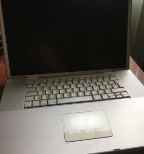 """MacBook Pro 17"""" на запчасти"""