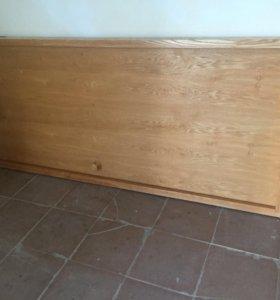 Дверь 80 см с коробкой