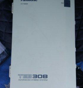 МиниАТС Panasonic KX TEB308 RU
