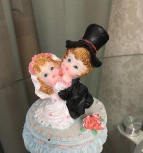 Шкатулка «Свадебная»