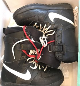 Ботинки для сноуборда Nike zoom force 1