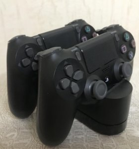 Бандл PlayStation 4 Slim + dualshock + док + игры