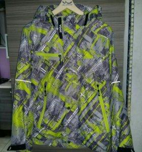 Куртка-ветровка подростковая, рост 158