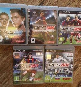 Pro evolution на PS3