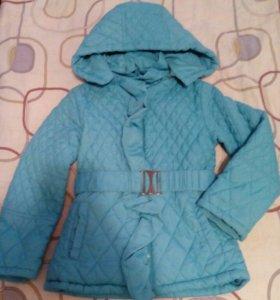 Куртка на дечочку