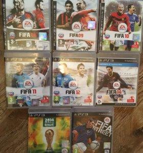 FIFA на PS3