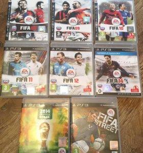 Футбол на PS3