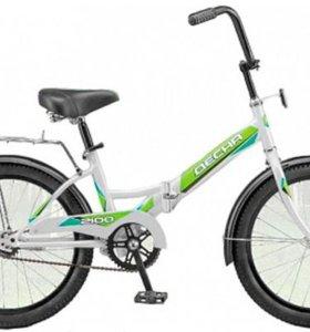 """Новый велосипед 20"""" Десна-2100. Белый"""