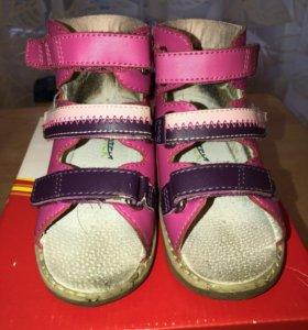 Ортопедическая обувь ортек (б/у)