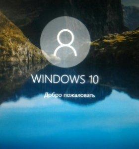 Установлю Windows и программы