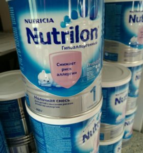 Молочная смесь nutrilon гипоаллергенный 1