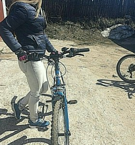 велосипед+подарок