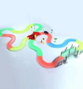 🚘 Magic Tracks 360 деталей + Подарок 🎁