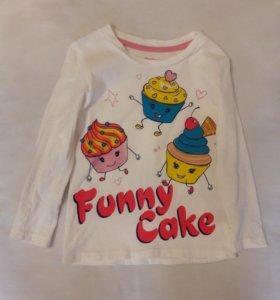 """Кофточка """"веселые пироженки"""""""